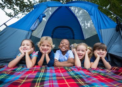 """Nature and Survival Camp """"Happy Campers"""""""